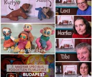 A 7. Magyar Speciális Független Filmszemle Budapest hivatalos kisfilmje