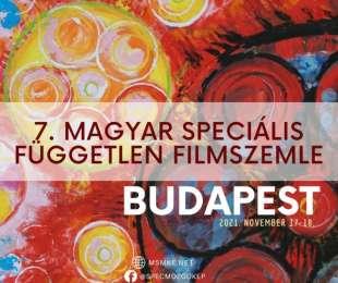Sajtóközlemény - Már lehet nevezni a 7. Magyar Speciális Független Filmszemlére